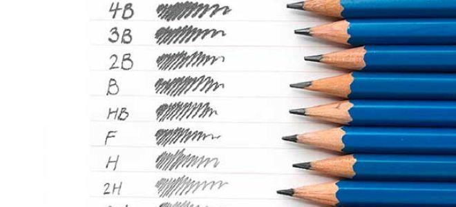 Как выбрать художественные карандаши для рисования