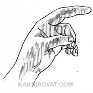Параллельная штриховка