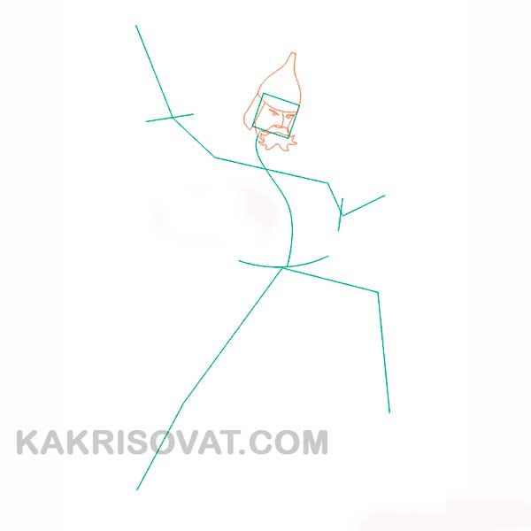 нарисовать александра невского карандашом поэтапно
