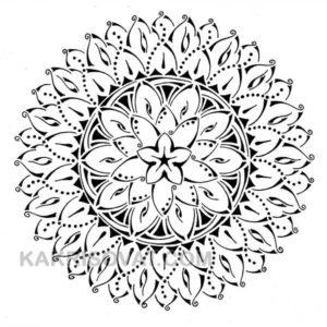 цветок орнамент