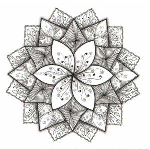 цветок картинка узор